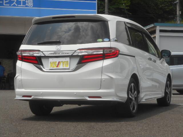 ホンダ オデッセイ アブソルート・EX 4WD SDインターナビ フルセグ