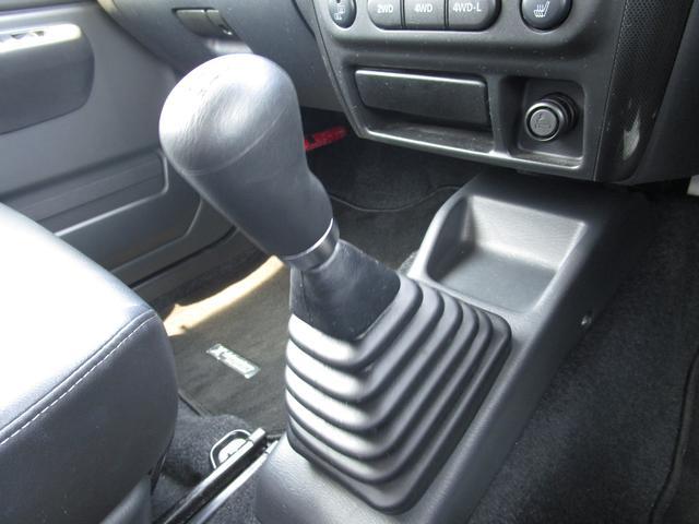 スズキ ジムニー クロスアドベンチャーXC 4WD ターボ 5MT HDDナビ