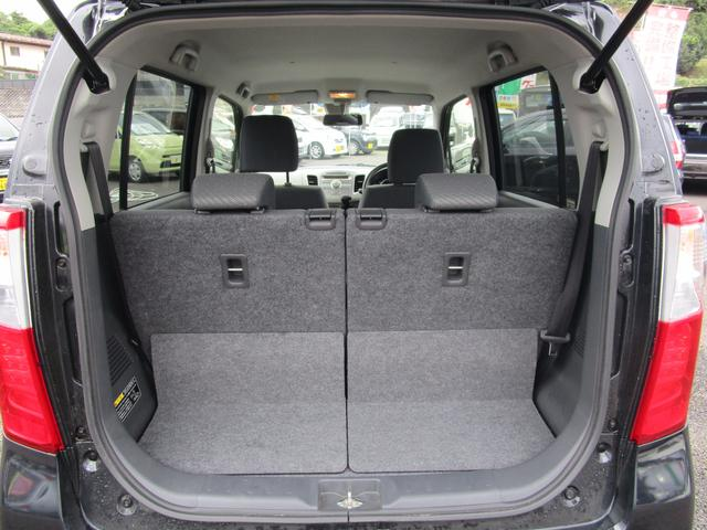 スズキ ワゴンR FX レーダーブレーキサポート 4WD 前席シートヒーター