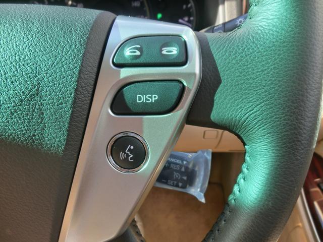 トヨタ クラウン ロイヤルサルーン後期型 メーカーHDDナビ コーナーセンサー