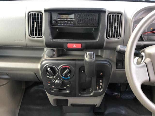 PA 4WD セーフティサポート装着車 レーダーブレーキ レーンアシスト クリアランスソナー 2nd発進スイッチ ヘッドライトレベライザー 横滑り防止 禁煙車(12枚目)