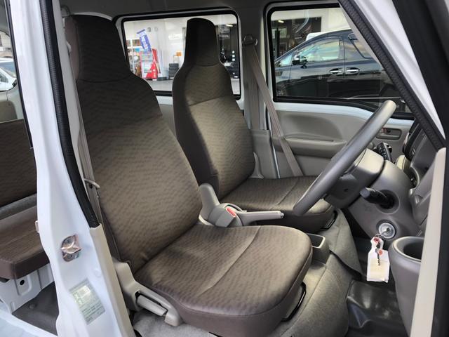 PA 4WD セーフティサポート装着車 レーダーブレーキ レーンアシスト クリアランスソナー 2nd発進スイッチ ヘッドライトレベライザー 横滑り防止 禁煙車(14枚目)