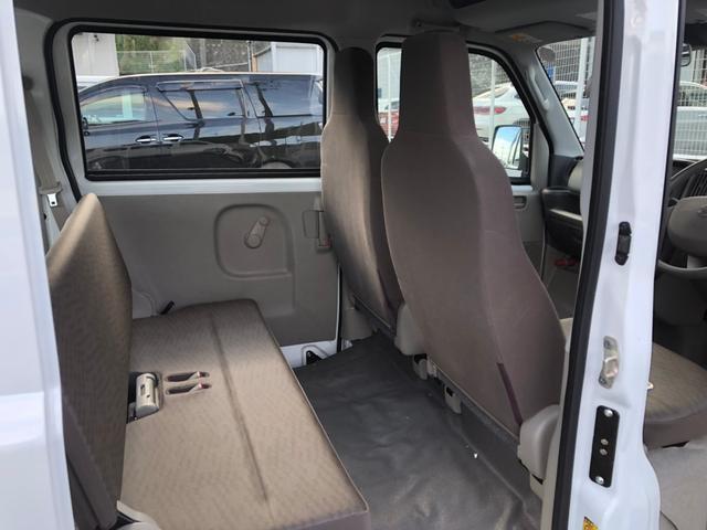 PA 4WD セーフティサポート装着車 レーダーブレーキ レーンアシスト クリアランスソナー 2nd発進スイッチ ヘッドライトレベライザー 横滑り防止 禁煙車(15枚目)