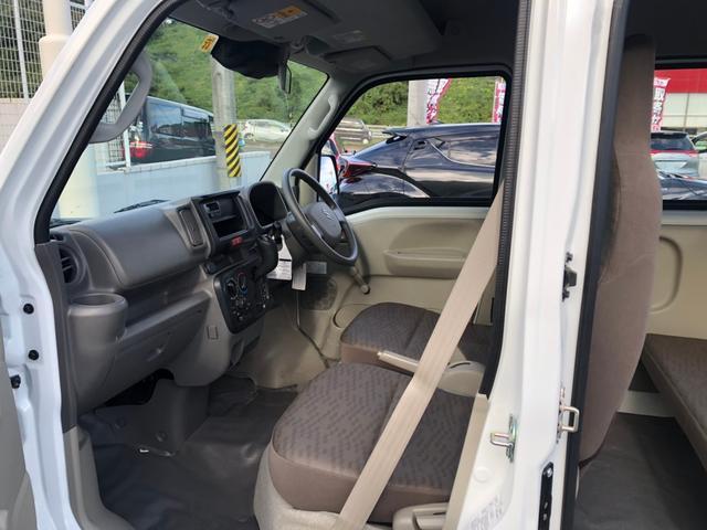 PA 4WD セーフティサポート装着車 レーダーブレーキ レーンアシスト クリアランスソナー 2nd発進スイッチ ヘッドライトレベライザー 横滑り防止 禁煙車(18枚目)