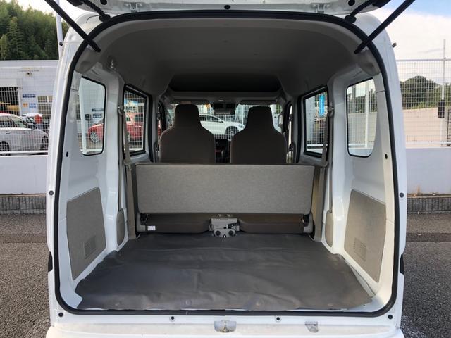 PA 4WD セーフティサポート装着車 レーダーブレーキ レーンアシスト クリアランスソナー 2nd発進スイッチ ヘッドライトレベライザー 横滑り防止 禁煙車(23枚目)