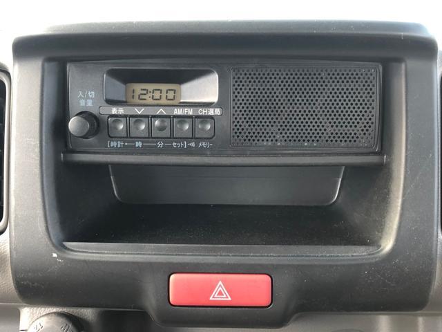 PA 4WD セーフティサポート装着車 レーダーブレーキ レーンアシスト クリアランスソナー 2nd発進スイッチ ヘッドライトレベライザー 横滑り防止 禁煙車(26枚目)