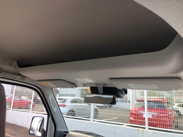 PA 4WD セーフティサポート装着車 レーダーブレーキ レーンアシスト クリアランスソナー 2nd発進スイッチ ヘッドライトレベライザー 横滑り防止 禁煙車(33枚目)