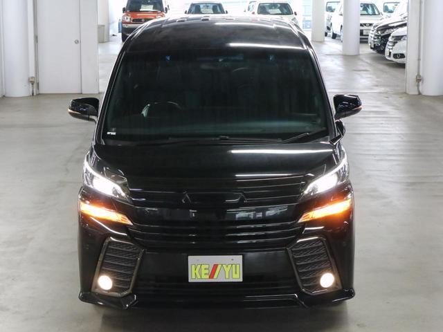 2.5Z Aエディション ゴールデンアイズ -東京都仕入-純正10型ナビ 12.1型後席モニター ドライブレコーダー クルーズコントロール CD・DVD フルセグ ETC2.0 両側電動ドア Pバックドア LEDライト&フォグ 1オーナー(6枚目)