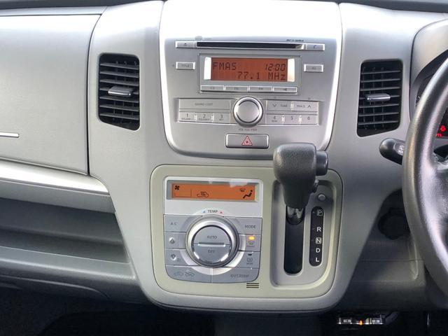 FXリミテッドII スマートキー CDオーディオ ETC ヘッドライトレベライザー 14インチ純正アルミ ウィンカーミラー ドアバイザー ベンチシート プッシュスタート(12枚目)