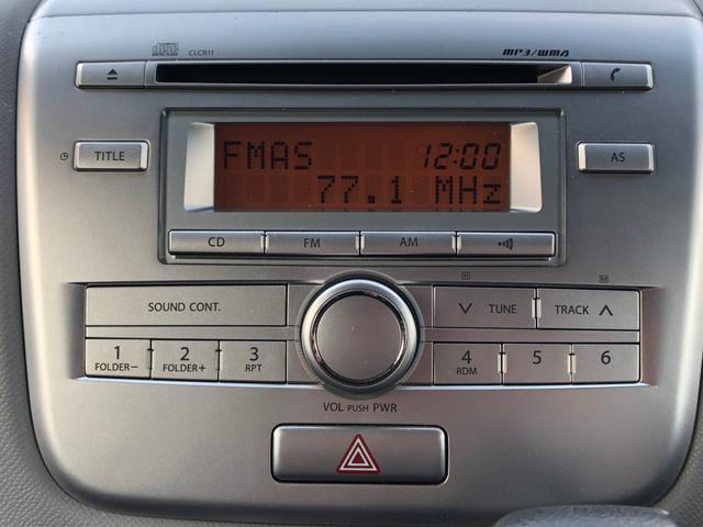 FXリミテッドII スマートキー CDオーディオ ETC ヘッドライトレベライザー 14インチ純正アルミ ウィンカーミラー ドアバイザー ベンチシート プッシュスタート(24枚目)