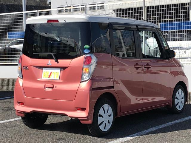 G セーフティパッケージ -神奈川県仕入- ツートンカラー 衝突軽減ブレーキ 全方位カメラ SDナビ フルセグ Mサーバー Bluetooth接続 左側電動スライドドア シートヒーター スマートキー リアサンシェード 禁煙車(2枚目)