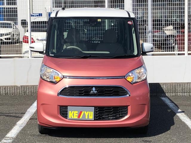 G セーフティパッケージ -神奈川県仕入- ツートンカラー 衝突軽減ブレーキ 全方位カメラ SDナビ フルセグ Mサーバー Bluetooth接続 左側電動スライドドア シートヒーター スマートキー リアサンシェード 禁煙車(5枚目)