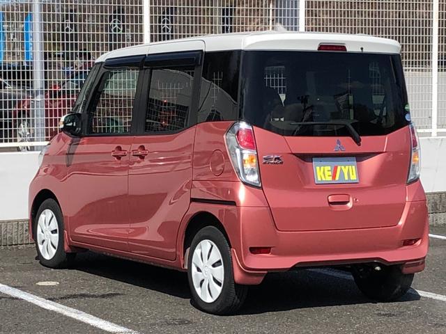 G セーフティパッケージ -神奈川県仕入- ツートンカラー 衝突軽減ブレーキ 全方位カメラ SDナビ フルセグ Mサーバー Bluetooth接続 左側電動スライドドア シートヒーター スマートキー リアサンシェード 禁煙車(9枚目)