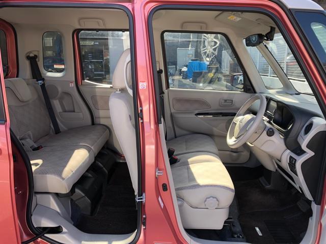 G セーフティパッケージ -神奈川県仕入- ツートンカラー 衝突軽減ブレーキ 全方位カメラ SDナビ フルセグ Mサーバー Bluetooth接続 左側電動スライドドア シートヒーター スマートキー リアサンシェード 禁煙車(17枚目)