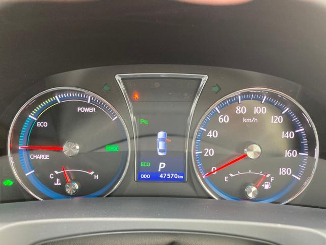 アスリートS プリクラッシュセーフティ レーダークルーズ 18インチAW インテリジェントクリアランスソナー スタッドレスタイヤ付 ドライブレコーダー フルセグ Bluetooth バックカメラ 1オーナー 禁煙(28枚目)