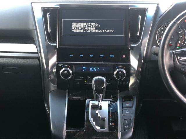 2.5S Aパッケージ -奈良県仕入- 10インチSDナビ 後席モニター 電動リアゲート クルーズコントロール CD・DVD再生 フルセグ BT接続 バックカメラ ETC ハーフレザーシート コーナーセンサー LEDライト(13枚目)