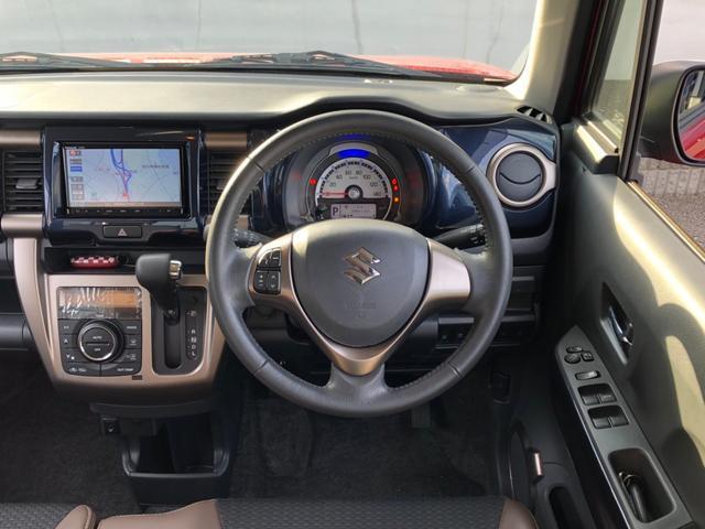 JスタイルIII 衝突軽減ブレーキ ドライブレコーダー 社外SDナビ CD・DVD フルセグ Bluetooth接続 バックカメラ ETC シートヒーター HIDライト 車線逸脱警告 アイドリングストップ 禁煙車(11枚目)