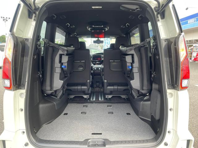 ニスモ -千葉県仕入-禁煙車 ワンオーナー プロパイロット 衝突軽減システム アルパイン11型ナビ  フリップダウンモニター 全周囲モニター 両側自動スライドドア クリアランスソナー レーンキープアシスト(30枚目)