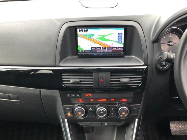 XD 禁煙車 スタッドレスアルミセット付 ドライブレコーダー 社外SDナビ CD・DVD フルセグ Bluetooth接続 USB ETC バックカメラ サイドカメラ HIDライト アイドリングストップ(26枚目)