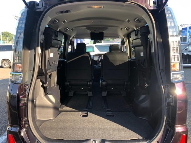 ZS 禁煙車 9インチSDナビ バックカメラ フルセグ BT接続 両側自動スライドドア フリップダウンモニター 純正エアロ LEDライト アイドリングストップ MTモード リアクーラー サンシェード(29枚目)
