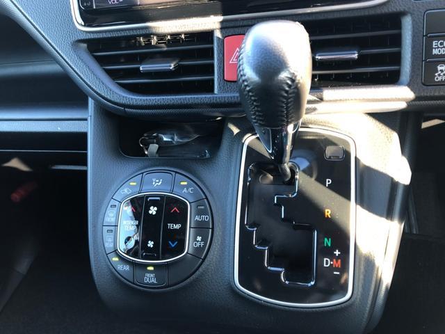 ZS 禁煙車 9インチSDナビ バックカメラ フルセグ BT接続 両側自動スライドドア フリップダウンモニター 純正エアロ LEDライト アイドリングストップ MTモード リアクーラー サンシェード(34枚目)