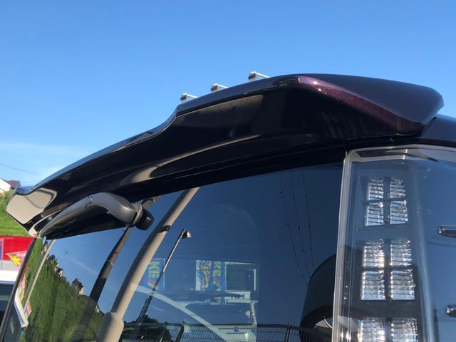 ZS 禁煙車 9インチSDナビ バックカメラ フルセグ BT接続 両側自動スライドドア フリップダウンモニター 純正エアロ LEDライト アイドリングストップ MTモード リアクーラー サンシェード(54枚目)