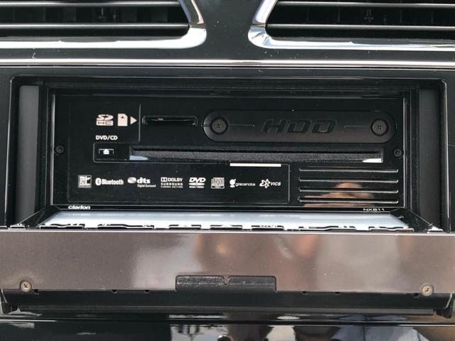 ライダー ブラックライン -長野県仕入- ワンオーナー 禁煙 スタッドレスアルミセット付 社外HDDナビ CD DVD フルセグ バックカメラ ETC USB クルーズコントロール HIDオートライト 両側電動スライドドア(15枚目)
