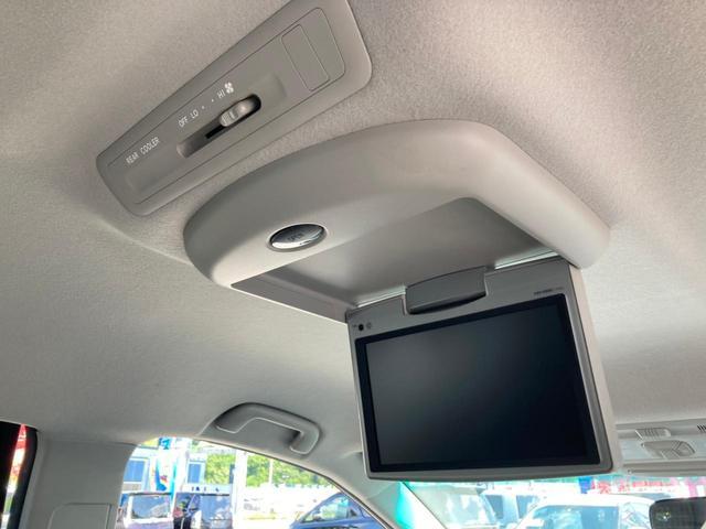 アエラス 禁煙 後席モニター クルーズコントロール HDDナビ CD・DVD再生 フルセグTV Bluetooth ETC バックカメラ 両側電動スライド HIDオートライト フォグ ステアリングリモコン(23枚目)