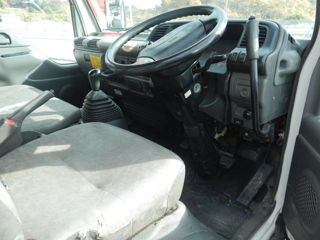 いすゞ エルフトラック Wキャブダンプ 2t