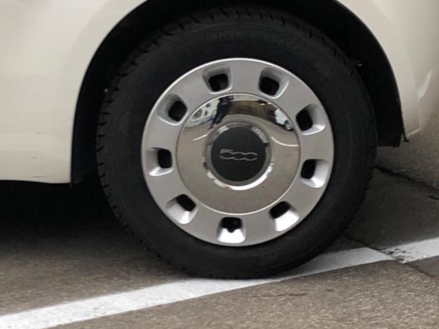 スーパーポップ 限定車 ビンテージスタイルホイールカバー(20枚目)