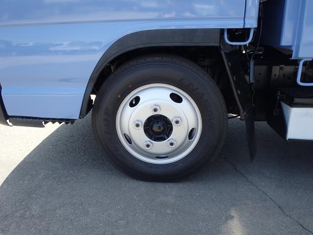 日産 アトラストラック 全低床3tダンプ