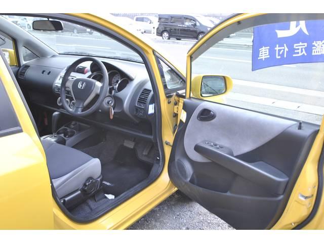 ホンダ フィット 1.3A Fパッケージ 4WD ミラーウィンカー Pガラス