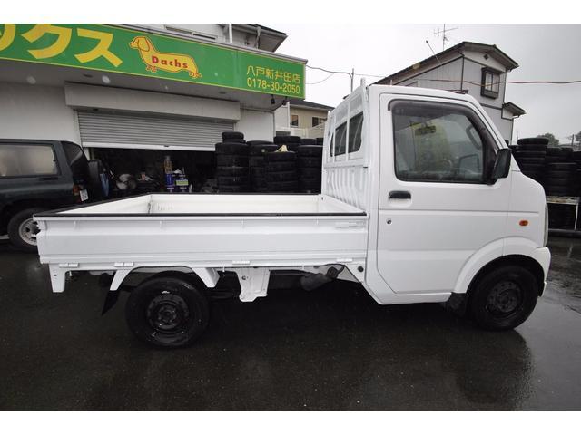 スズキ キャリイトラック KC エアコン パワステ 4WD 5MT