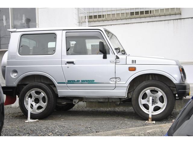 ワイルドウインド 4WD オートマ 各種レンズ新品交換済み(9枚目)