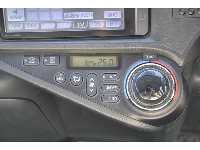 S フルセグ 地デジ SDナビ DVD再生 アイドルストップ ナビ/TV AAC Wエアバック パワーウインドウ 地デジTV 電格ミラー パワステ キーフリー AUX SD DVD ABS 衝突安全ボディ(32枚目)