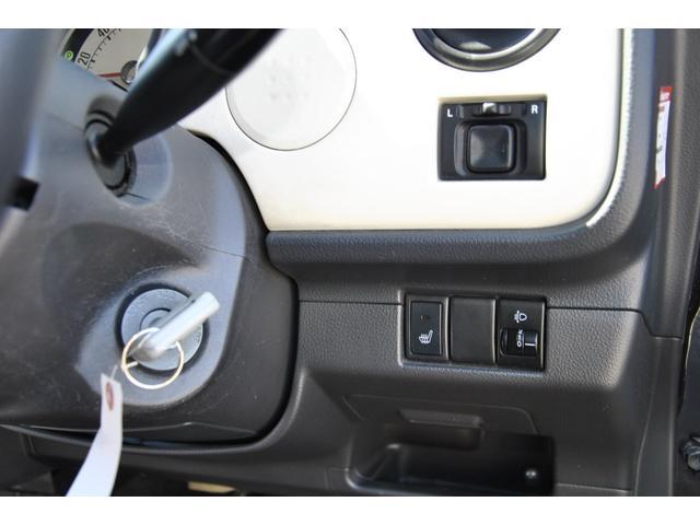 X 4WD シートヒーター キーレス 純正アルミ(37枚目)