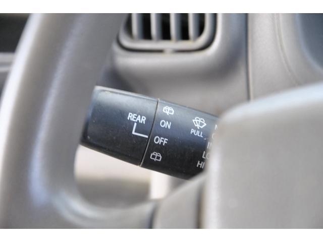 PAリミテッド 4WD 5速マニュアル エアコン パワステ ルーフキャリア(28枚目)