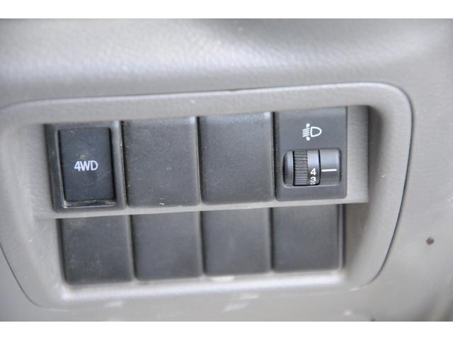 PAリミテッド 4WD 5速マニュアル エアコン パワステ ルーフキャリア(33枚目)