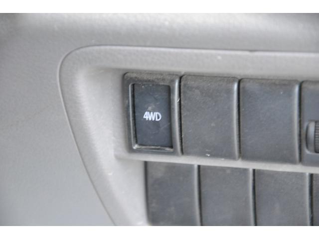 PAリミテッド 4WD 5速マニュアル エアコン パワステ ルーフキャリア(34枚目)