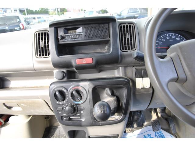 PAリミテッド 4WD 5速マニュアル エアコン パワステ ルーフキャリア(35枚目)