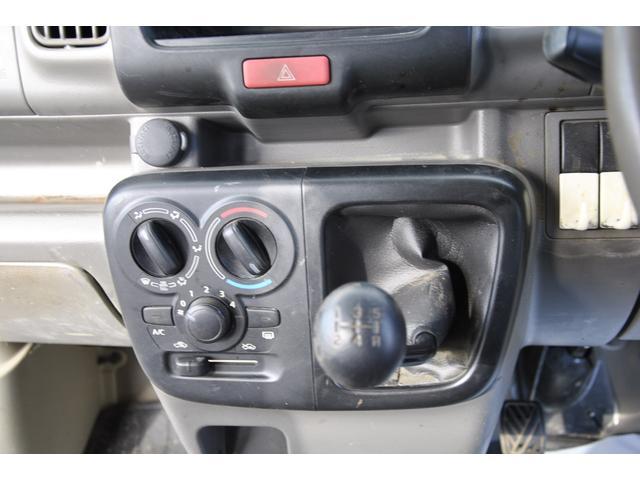 PAリミテッド 4WD 5速マニュアル エアコン パワステ ルーフキャリア(37枚目)