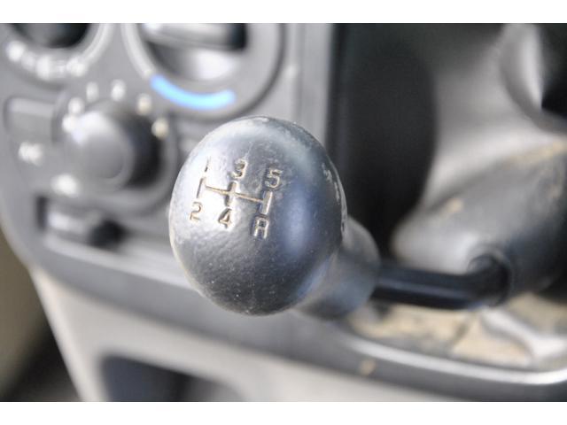 PAリミテッド 4WD 5速マニュアル エアコン パワステ ルーフキャリア(38枚目)