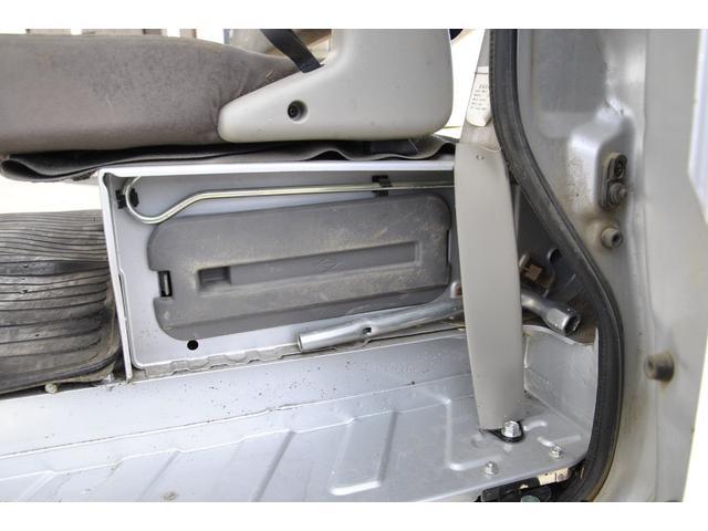 PAリミテッド 4WD 5速マニュアル エアコン パワステ ルーフキャリア(62枚目)