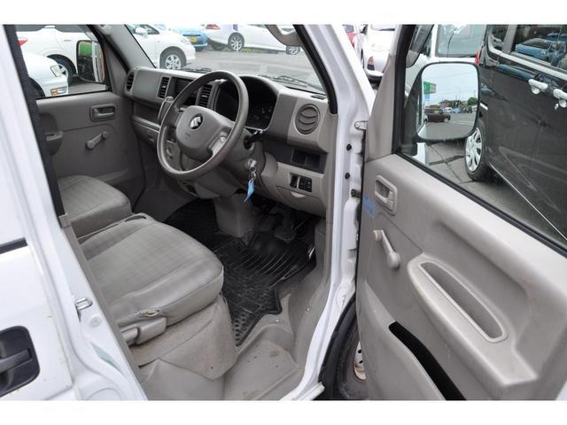 PU パートタイム4WD オートマ ABS エアバッグ エアコン パワステ 集中ドアロック(29枚目)