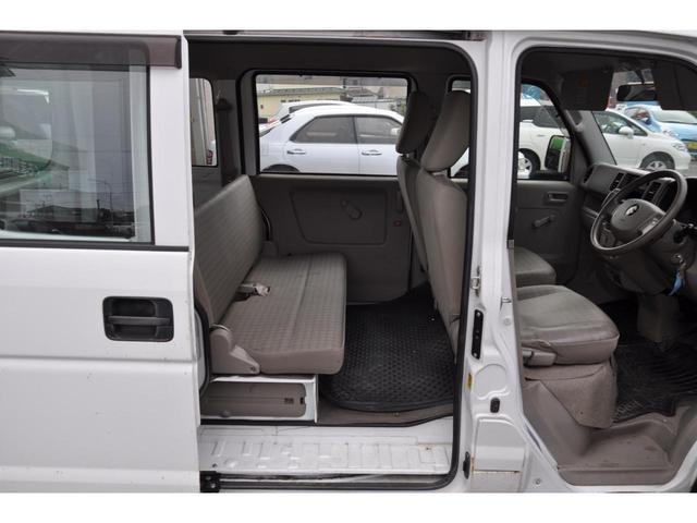 PU パートタイム4WD オートマ ABS エアバッグ エアコン パワステ 集中ドアロック(33枚目)