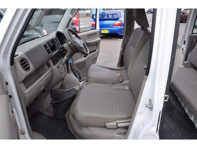 PU パートタイム4WD オートマ ABS エアバッグ エアコン パワステ 集中ドアロック(49枚目)