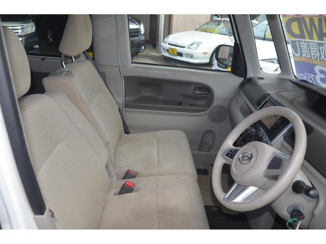 L SA 4WD スマートアシスト ecoIDLE 純正SDナビ 地デジ ステアリングスイッチ トラクションコントロール 横滑り防止装置 キーレス リヤドアロールスクリーン ETC(33枚目)