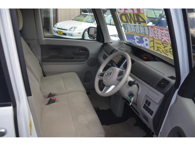 L SA 4WD スマートアシスト ecoIDLE 純正SDナビ 地デジ ステアリングスイッチ トラクションコントロール 横滑り防止装置 キーレス リヤドアロールスクリーン ETC(34枚目)
