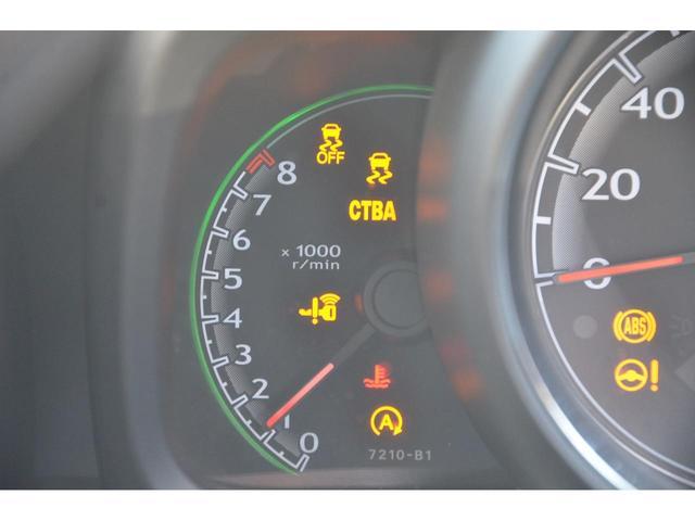 G SSパッケージ 4WD CTBA シティブレーキアクティブシステム 衝突被害軽減装置 運転席&助手席シートヒーター スマートキー PUSHスタート DVD再生ディスプレイオーディオ バックカメラ HIDヘッドライト(9枚目)