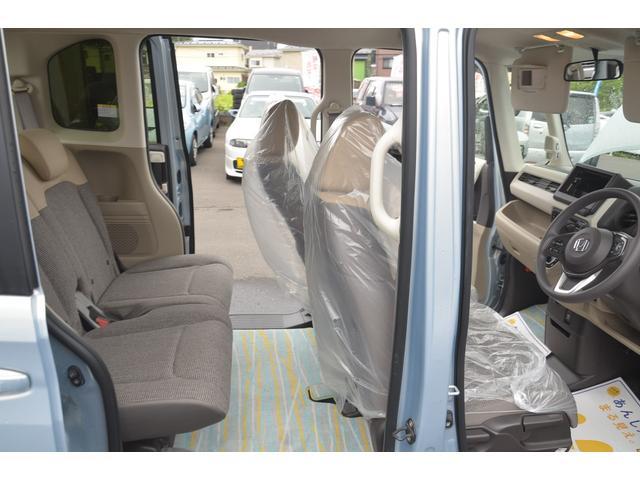 G・Lホンダセンシング 4WD 電動パワースライドドア ACC アダプティブクルーズコントロール LEDヘッドライト AUTOライト LKA 横滑り防止装置 フロントシートヒーター ビルトインETC リヤロールブラインド(57枚目)